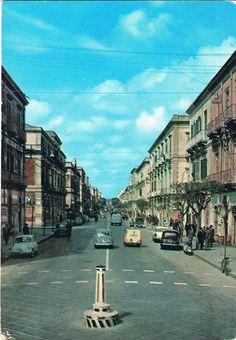 SIRACUSA - Corso Umberto - 1965