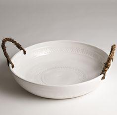 Handmade ceramic fruit bowlCharlotte Storrs- Cachette