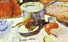 post-impress-art: Pots via Pierre BonnardMedium: oil on canvas