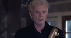 What does one give for a 52nd anniversary? Closure, apparently. ABC's General Hospital on Wednesday, April 1, will at long last reveal the truth about what caused Luke Spencer's (Anthony Geary) psychotic break, as promised in the new promo above (which will air during tonight's Grey's Anatomy). Guest-starring in the episode will be Dee Wallace