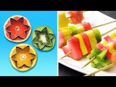 Food Decoration Ideas Luxury 20 Food Tricks that Will Speed Up Your Cooking Cooking Crab, Cooking Shop, Fast And Furious, Kiwi, Ketchup, Diy Coque, Food Decoration, Crab Cakes, Xmas