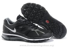 New 487982-003 Nike Air Max 2012 Black White Mens 2014 Free Shoe