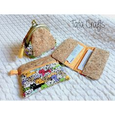 Review y proyectos realizados con tela de corcho natural | Tata Crafts