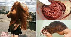 como pintar o cabelo naturalmente