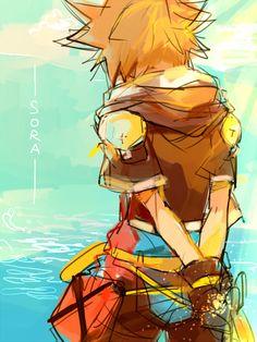 Sora「☆」by「BakuRica」