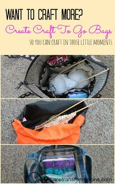 Time Management Tip 29: Create To Go Bags