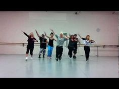 'Run The World' Beyonce choreography by Jasmine Meakin (Mega Jam)