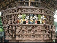 karnataka temple chariot- Sri Rangapatna, Mysore.