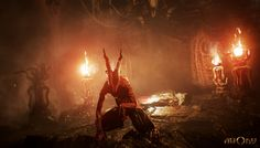 Survival Game in hell Anogy!