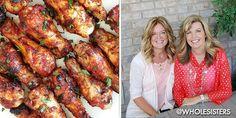Baked chicken wings, Baked chicken and Chicken wings on Pinterest
