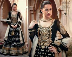Price Rs 6500..  Semi Stitched Suit Fabric : Georgette To Order whatsapp us on +91-9166586681.. Shipping in India is Free..  For More Follow our facebook page :  https://www.facebook.com/bling.fashion.studio?ref=hl