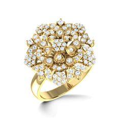 Jewellery-Venus Diamond Bouquet