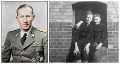 Heinz Heydrich, brother of SS General Reinhard Heydrich, helped Jews escape the Holocaust after reading his brother's files after Reinhard's death. - https://www.warhistoryonline.com/world-war-ii/heinz-heydrich-brother-of-ss-general-reinhard-heydrich-helped-jews-escape-the-holocaust-after-reading-his-brothers-files-after-reinhards-death.html