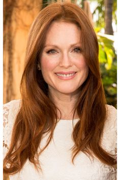 Julianne Moore | Hairspiration: The Long Hairstyles We Love