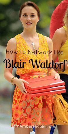 How to Network Like Blair Waldorf | iamAmberNicole.com Bloghttp://gossipgirl.alloyentertainment.com/leighton-meester-photo-gallery-in-honor-of-her-birthday/#8