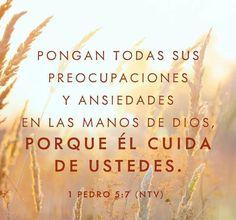 1 Pedro 5:7