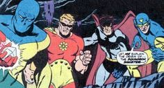 The Squadron Sinister by Sal Buscema