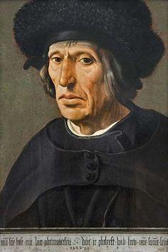 Jacob Willemsz. van Veen (1456–1535), the Artist's Father, 1532