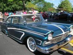 '57 Ford custom