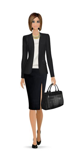 Look Styled For Covet Fashion: Day Trader