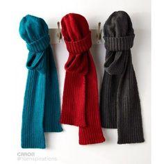 Free Beginner Men's Hat Knit Pattern