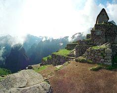 Funerary Rock -place where Incan nobility were mummified