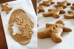 The Best Gingerbread Dog Treat Recipe