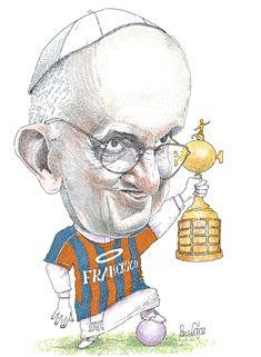 Papa Francisco - Pancho Cajas