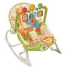 """Baby Gear - Espreguiçadeira 3 em 1 Sunny Days - Mattel - Babies""""R""""Us"""
