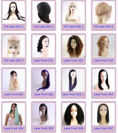 More different synthetic front lace wigs available now. For bulk orders, most competitive price to support your hair business. Made by XUCHANG HARMONY HAIR. Synthetic Hair Extensions, Synthetic Wigs, Lace Front Wigs, Lace Wigs, Marley Braids, Jumbo Braids, Business Hairstyles, Faux Locs, Hair Weft