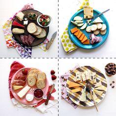 Build the perfect cheese plate // take a megabite