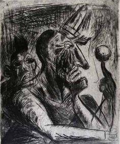 jose clemente orozco | José Clemente Orozco (México, 1883-1949), «Hombre con esfera ...