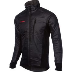 Mammut Foraker Hybrid Insulated Jacket - Men's Black L