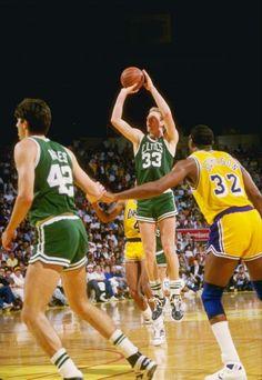 Magic VS Bird. Lakers VS Celtics.