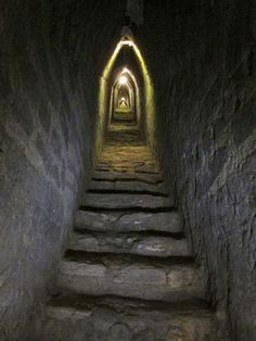 Tunnels Beneath The Largest Pyramidal Structure In Mexico