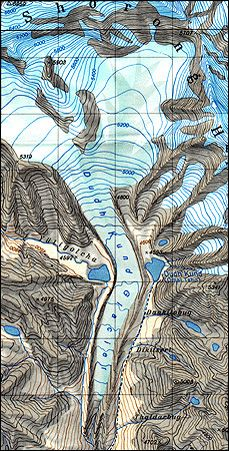 Survey Map from Nepal Series