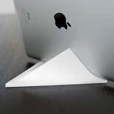 Facet Magnetic Pyramid iPad Stand – $35