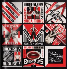 Sterling Cooper Draper Rodchenko | Imprint-The Online Community for Graphic Designers