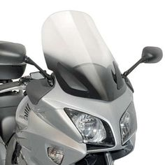Specific screen, 540 mm - 395 mm breit (H x W) to be mounted instead of the original screen / cm higher than original - GIVI Specific Screen Honda, Motorbike Accessories, Motorcycle, Abs, Vehicles, Products, Fashion Women, Motorcycle Accessories, Abdominal Muscles