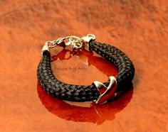 Horsehair bracelet Horse Hair Bracelet, Horse Hair Jewelry, Horsehair, Bracelet Designs, Finland, Jewelery, Bracelets, Leather, Fashion