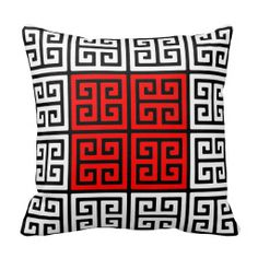 29 Best Red And Black Throw Pillows Images Black Throw Pillows