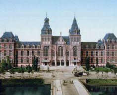 Biblioteca de Rijksmuseum - Amsterdã