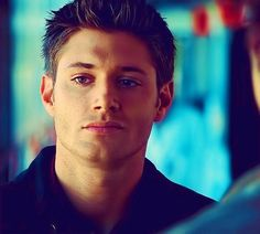 Smirky Dean #Supernatural #JensenAckles