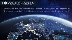 Heute haben wir alle planetaren Ressourcen für das Jahr 2021 verbraucht. jendrusch.com