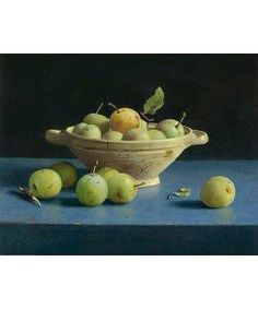 Henk Helmantel, A dish of plums