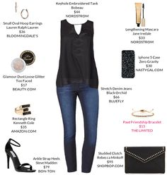 My weekly outfit - https://mystylit.com This is such a cool website! They'll ask you a series of questions, then give you styles and outfits personalized FOR you. Saaaaaaweeeeeeeeet!