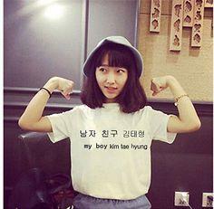 KPOP-BTS-In-Bloom-T-shirt-Bangtan-Boys-Tshirt-Unisex-Tee-JIN-V-JUNG-KOOK-COTTON