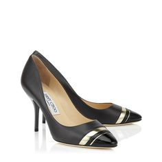 Normally, I don't get at all excited about shoes other than running shoes, but I think the Jimmy Choo Liana is awesome.
