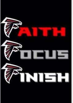 Faith focus finish