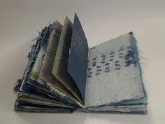 Livre d artiste Carole Penin, book art